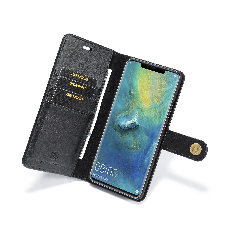Magnet Wallet Huawei Mate 20 Pro Black