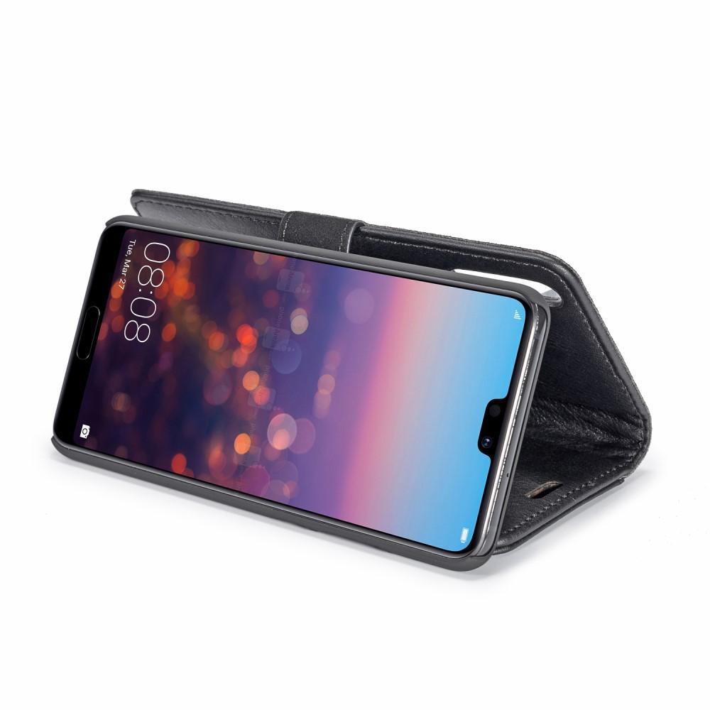Magnet Wallet Huawei P20 Black