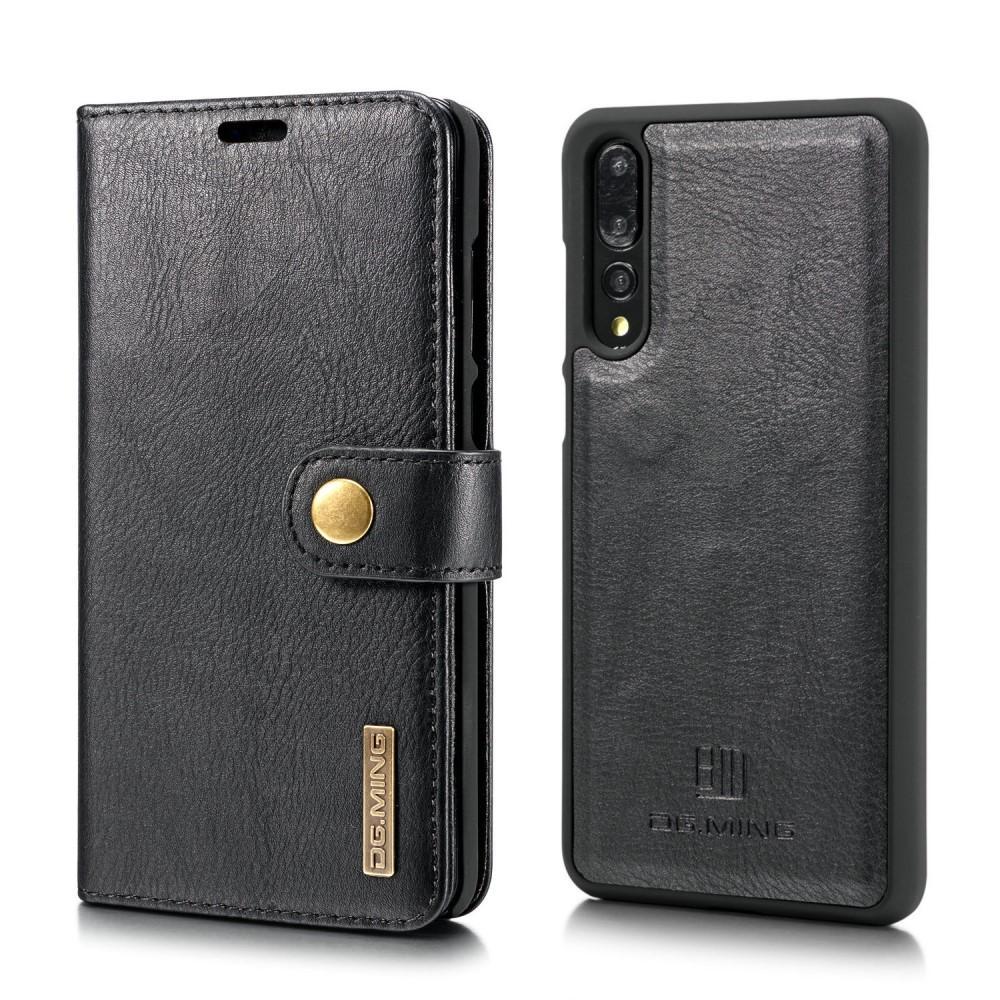 Magnet Wallet Huawei P20 Pro Black