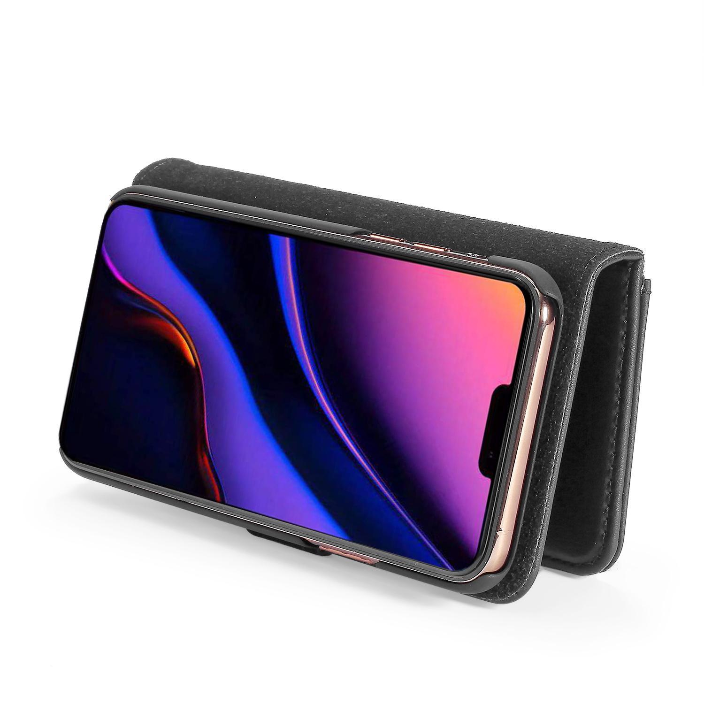 Magnet Wallet iPhone 11 Pro Max Black