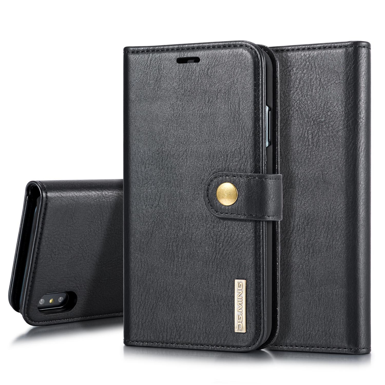 Magnet Wallet iPhone XS Max Black