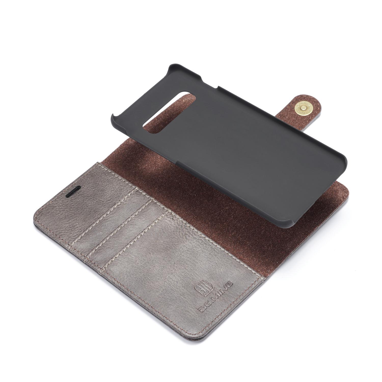 Magnet Wallet Samsung Galaxy S10 Plus Brown