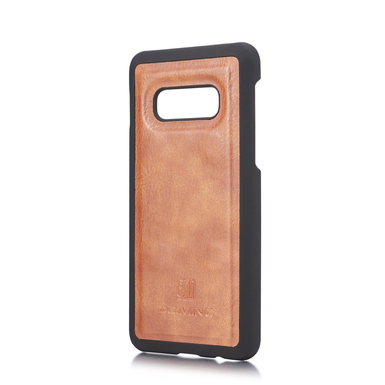 Magnet Wallet Samsung Galaxy S10e Cognac