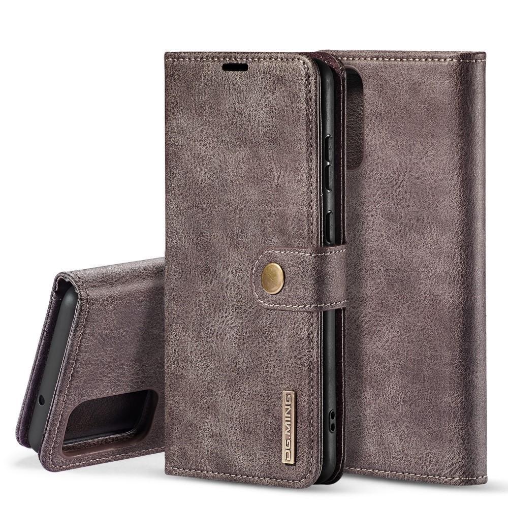 Magnet Wallet Samsung Galaxy S20 Ultra Brown