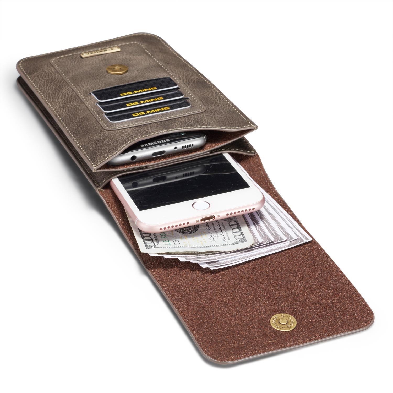 Universal Multi-slot Case Brown