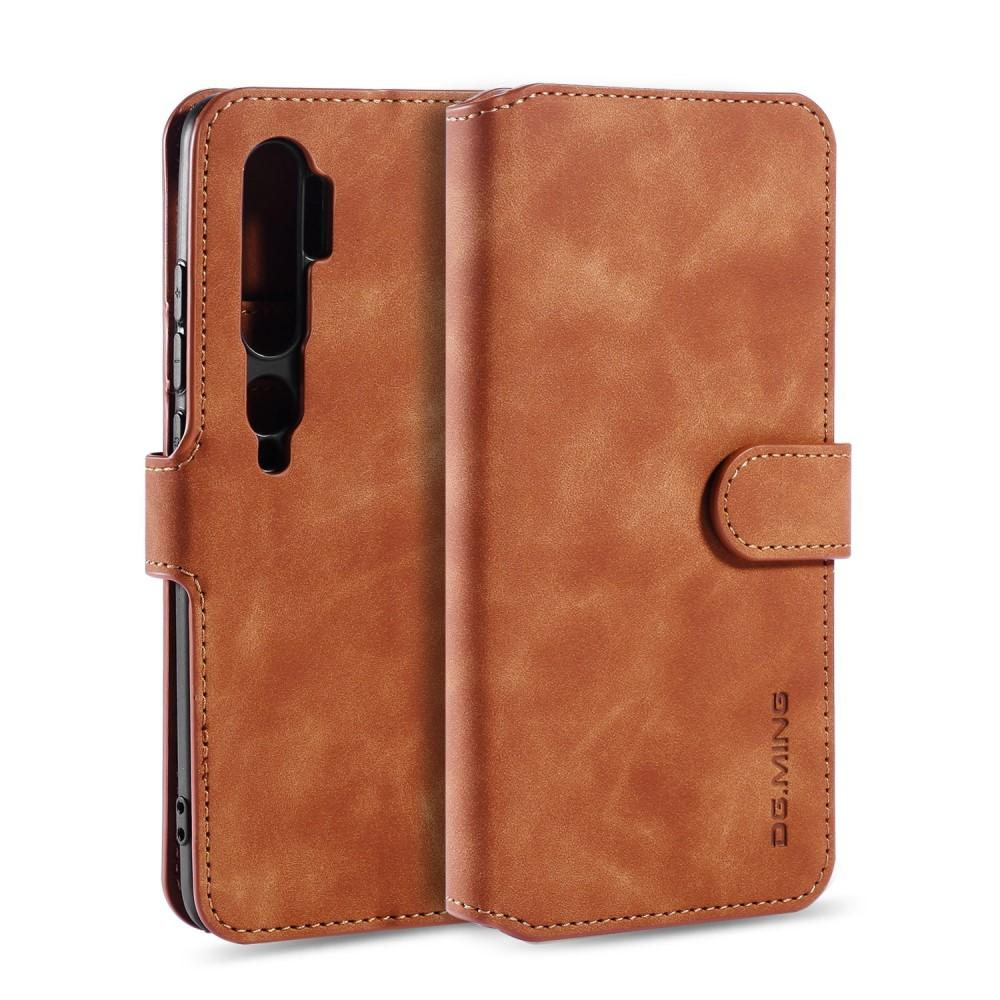 Magnet Wallet Xiaomi Mi Note 10/10 Pro Cognac