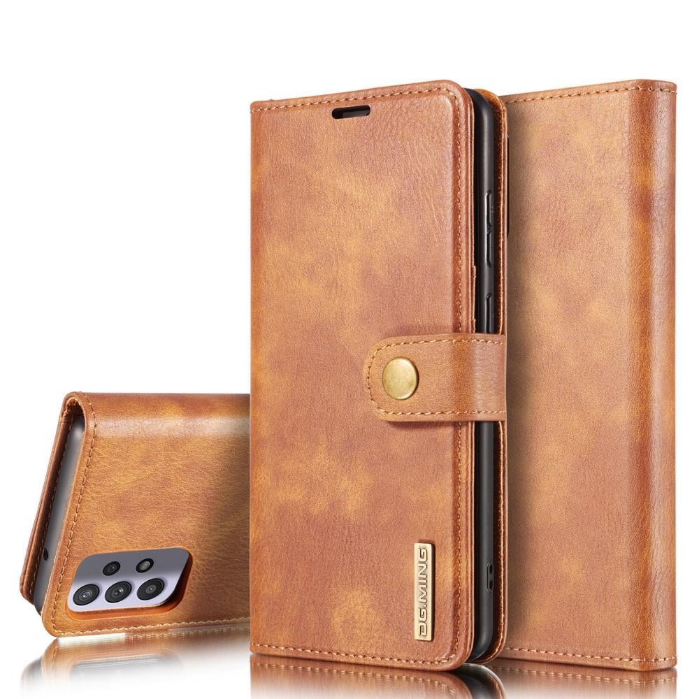 Magnet Wallet Galaxy A32 5G Cognac