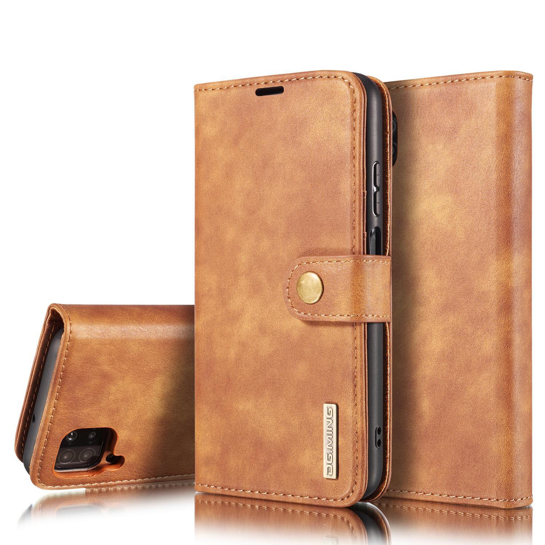 Magnet Wallet Huawei P40 Lite Cognac