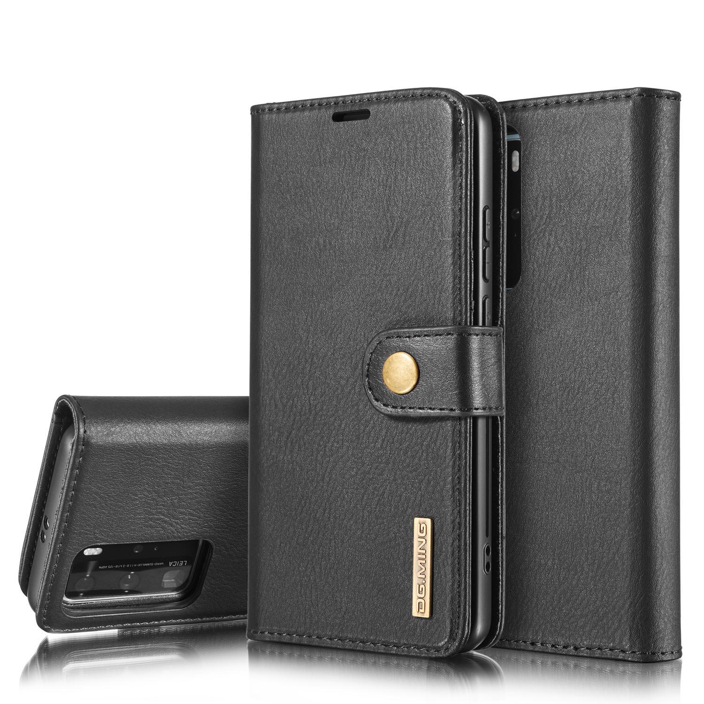 Magnet Wallet Huawei P40 Pro Black
