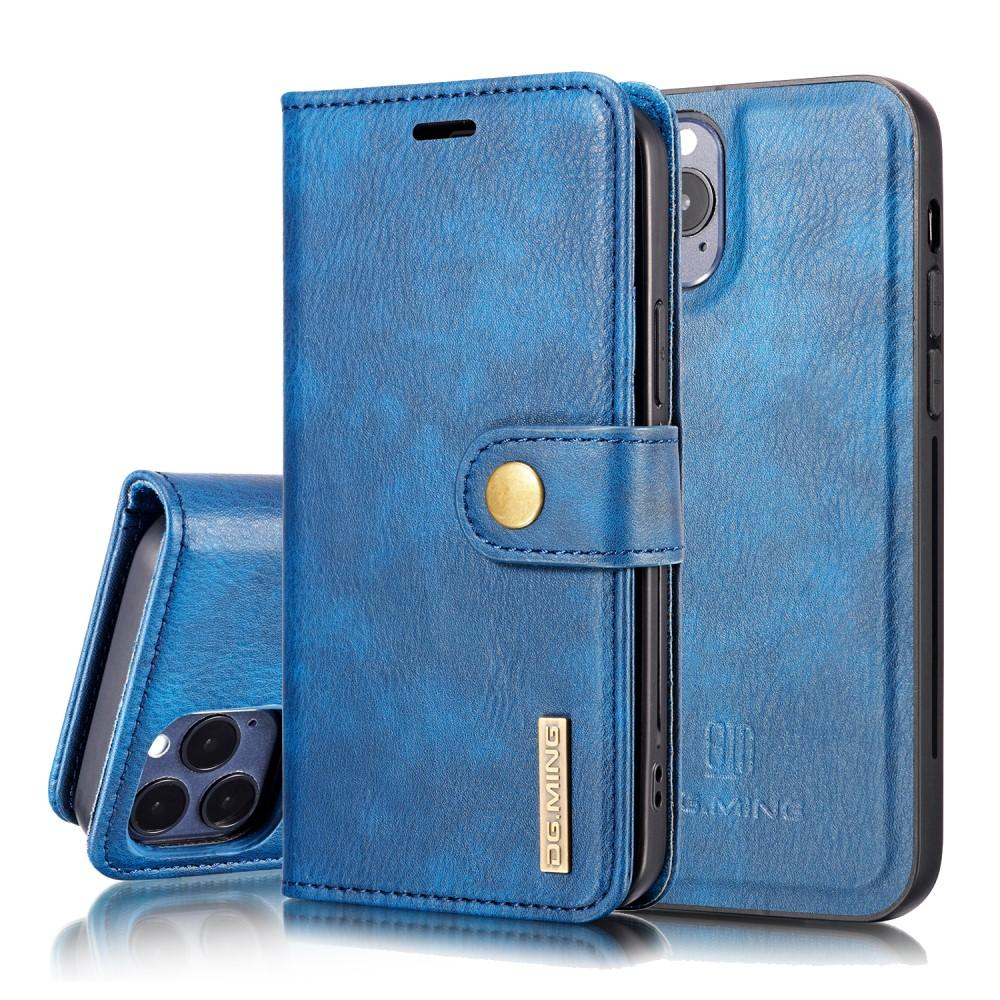 Magnet Wallet iPhone 12 Pro Max Blue