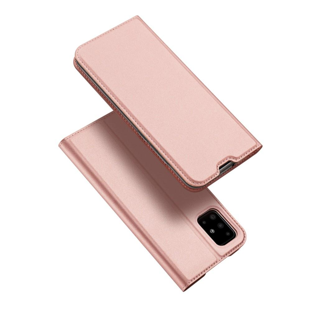Skin Pro Series Case Galaxy A51 - Rose Gold