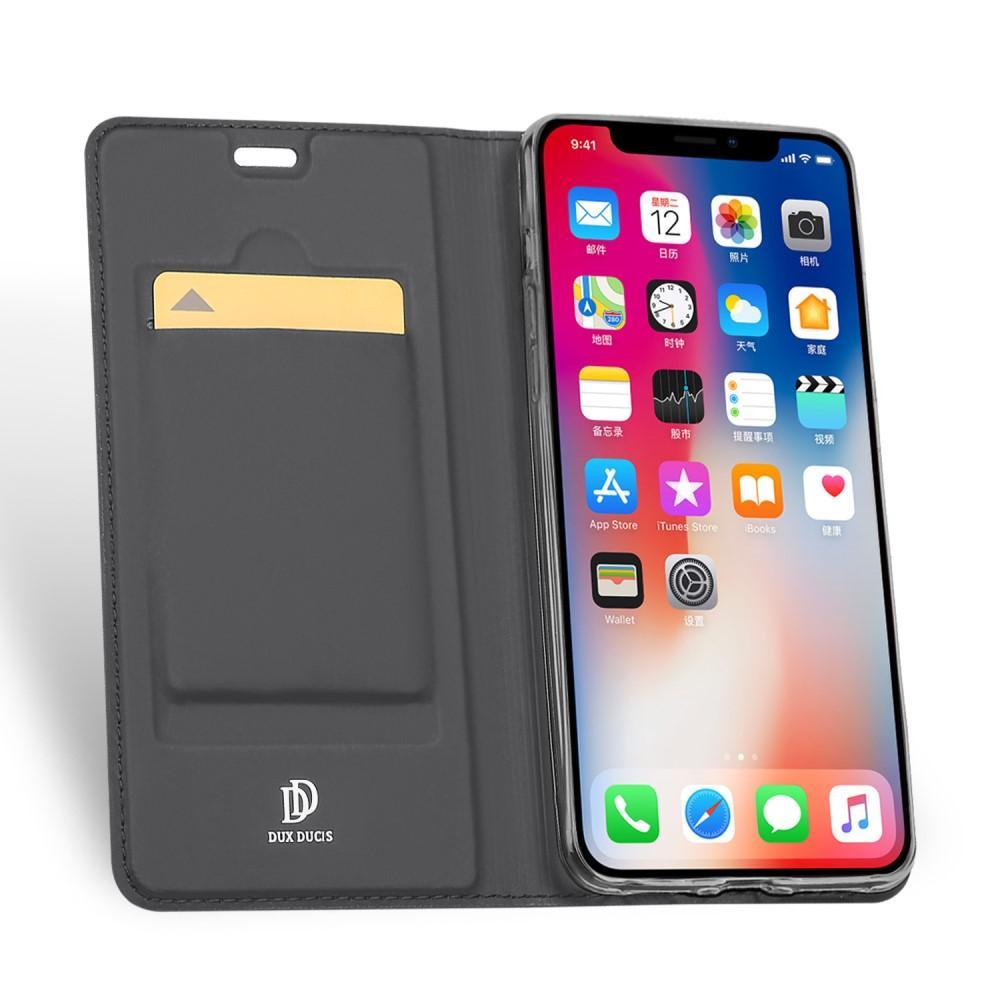 Skin Pro Series Case iPhone XR - Grey