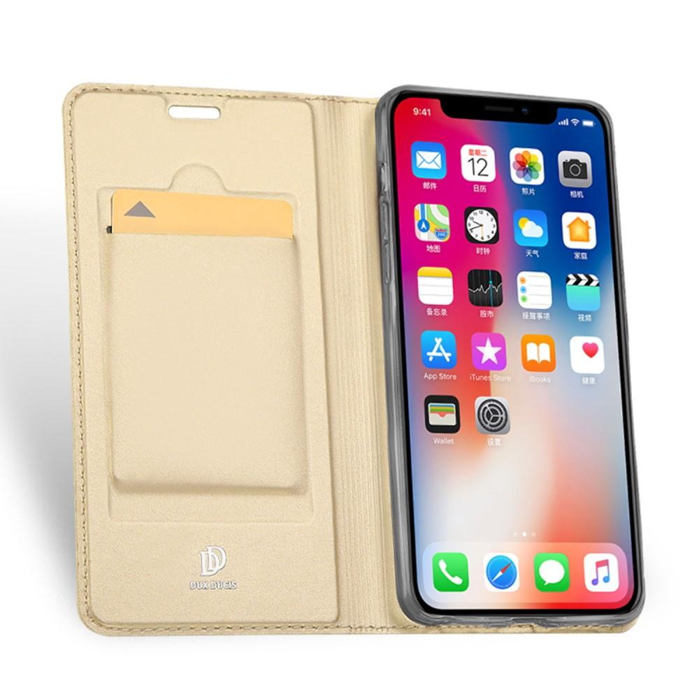 Skin Pro Series Case iPhone XS Max - Gold