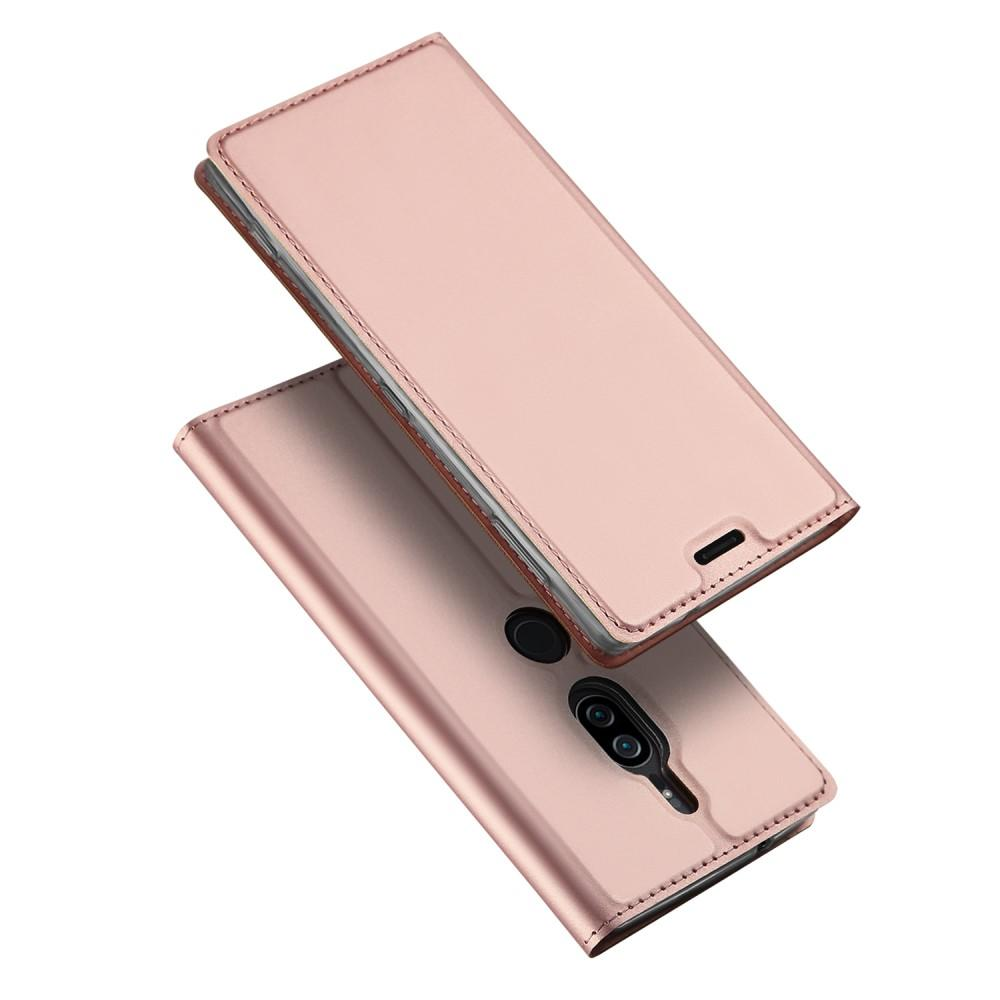 Skin Pro Series Case Sony Xperia XZ2 Premium - Rose Gold