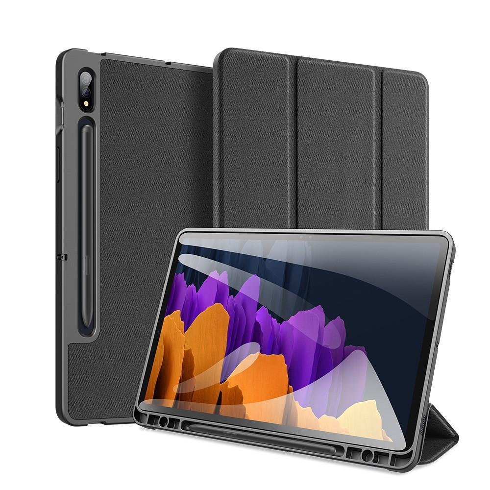 Domo Tri-fold Case Galaxy Tab S7 11.0 - Black