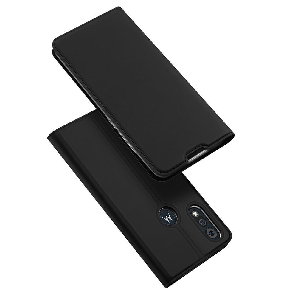 Skin Pro Series Case Motorola Moto E6s - Black