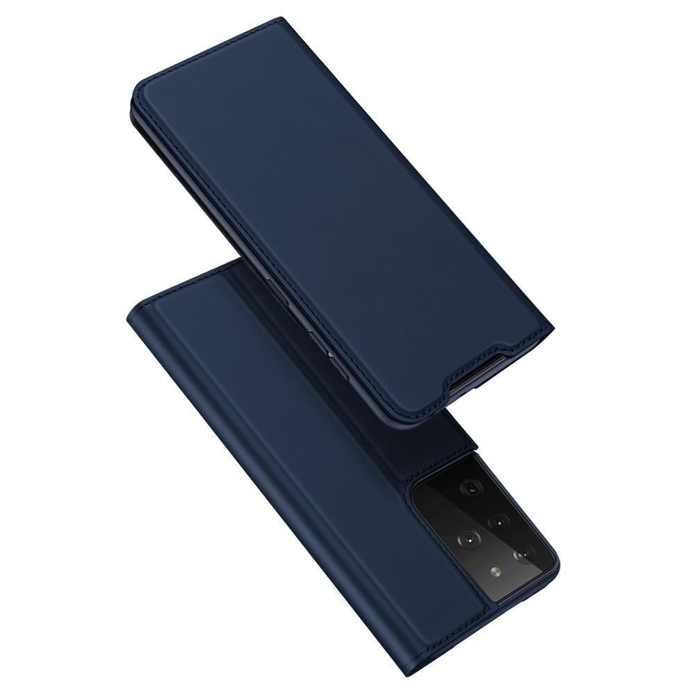 Skin Pro Series Samsung Galaxy S21 Ultra - Blue