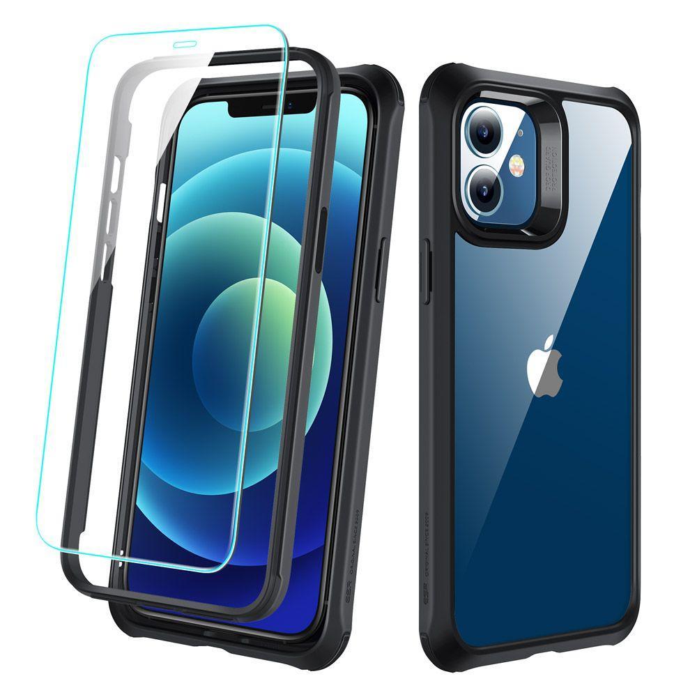 Alliance Tough Case iPhone 12 Mini Black