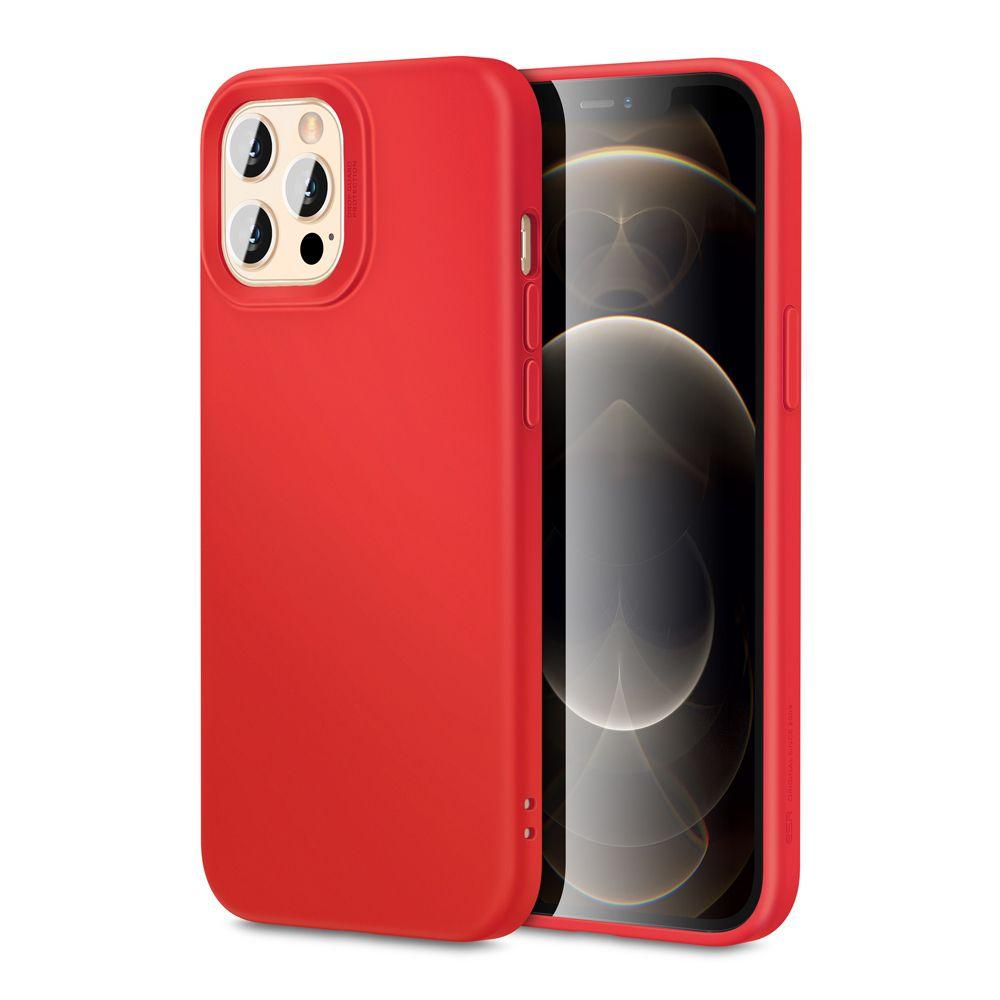 Cloud Case iPhone 12/12 Pro Red