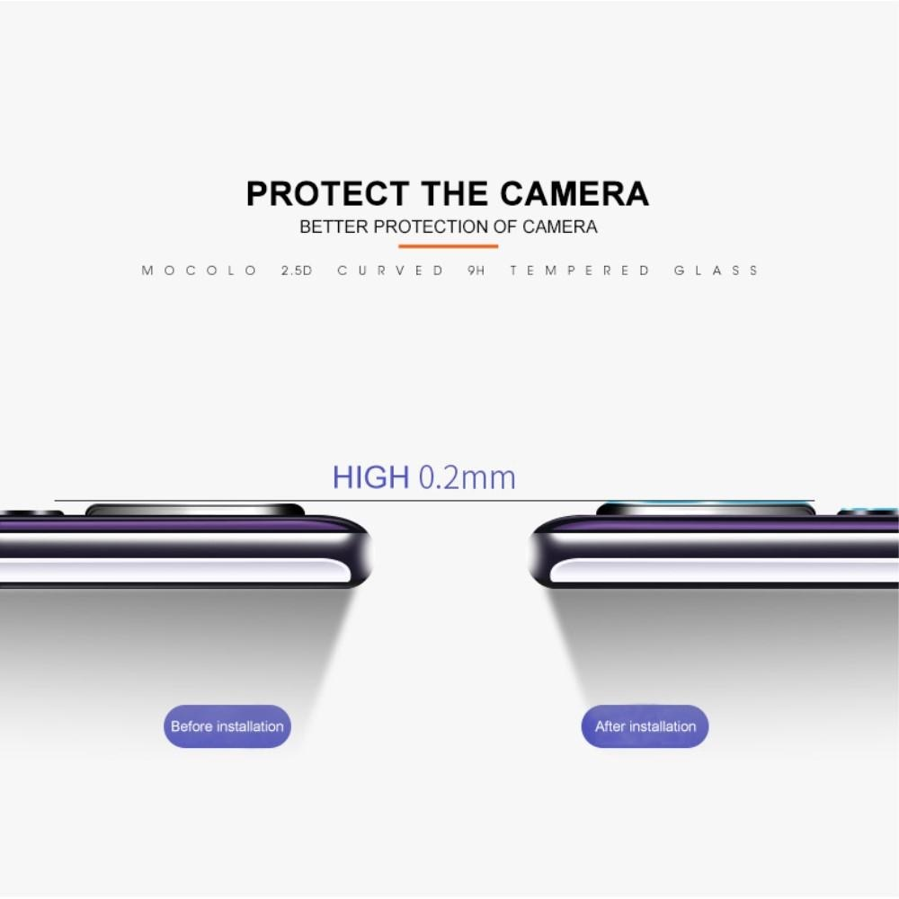 0.2mm Herdet Glass Linsebeskyttelse Huawei P20 Pro