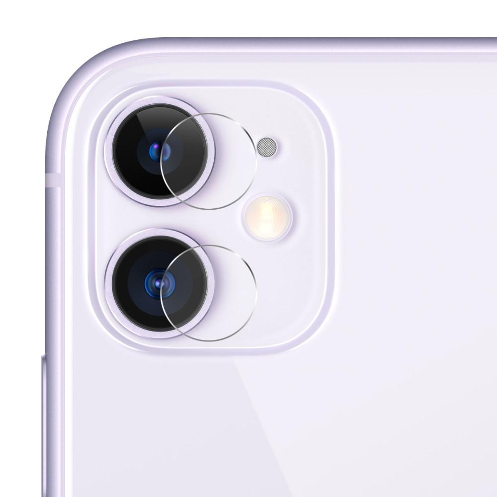 0.2mm Herdet Glass Linsebeskyttelse iPhone 11