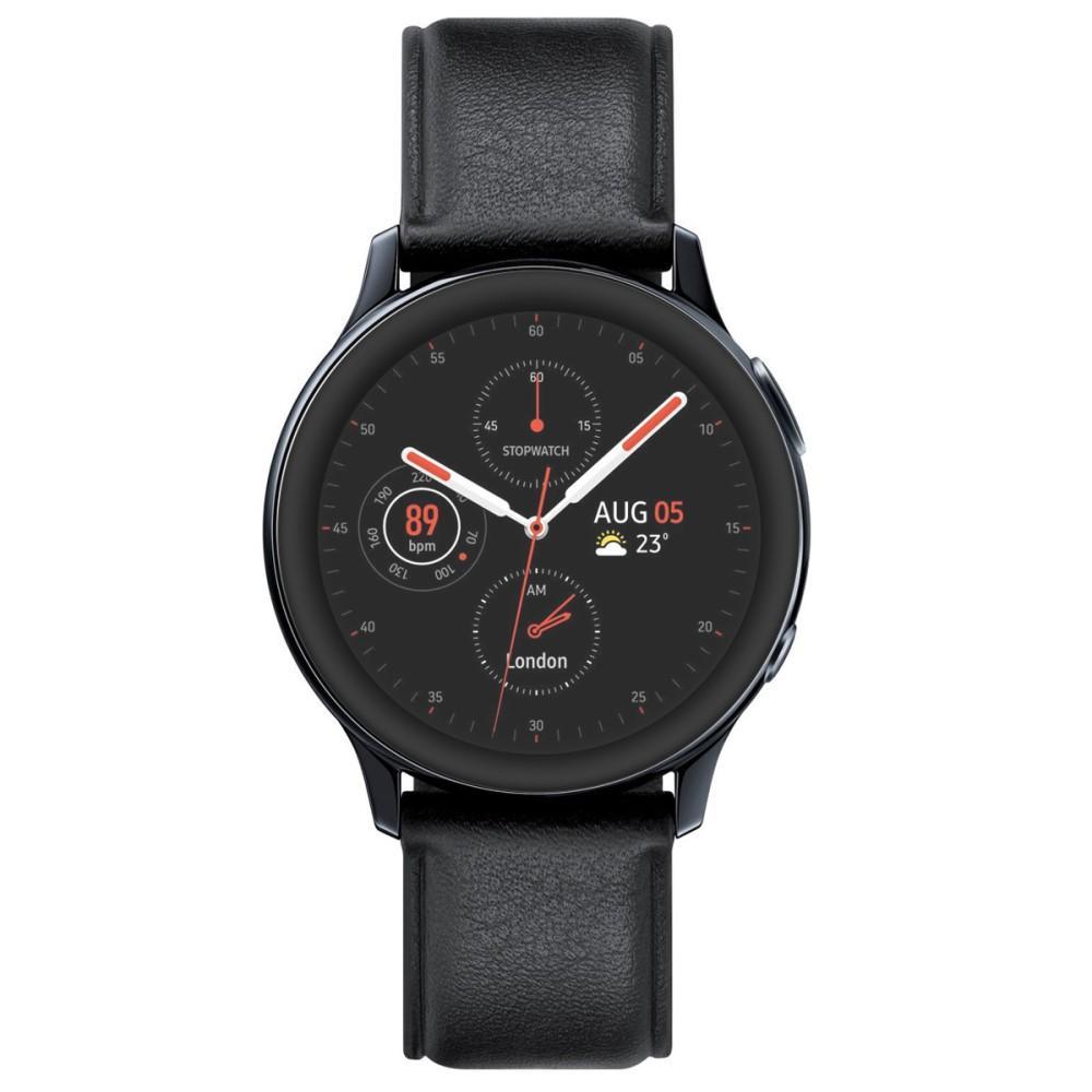 Curved Skjermbeskytter Galaxy Watch Active 2 44mm svart