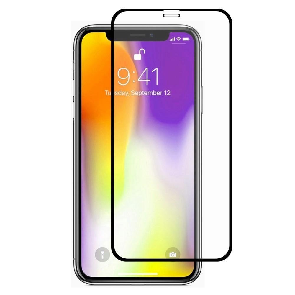 Full Glue Herdet Glass iPhone XS Max/11 Pro Max Black
