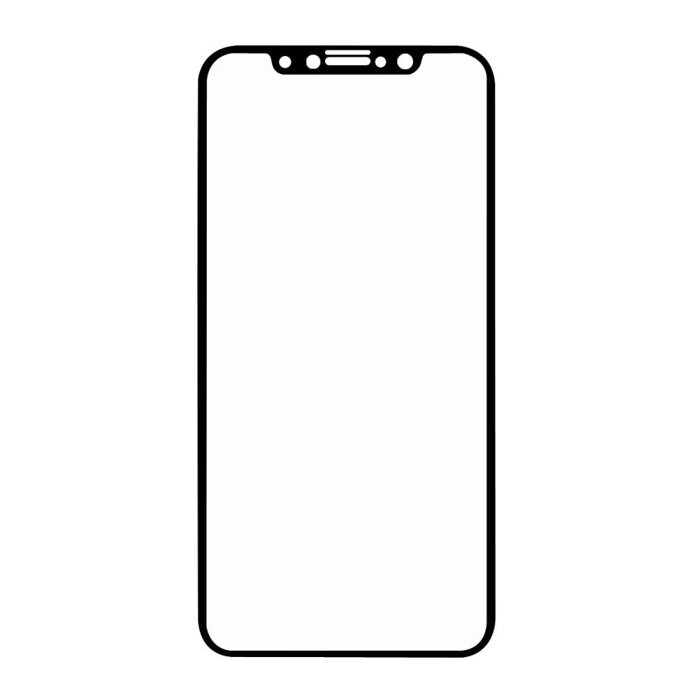 Full Glue Herdet Glass iPhone X/XS/11 Pro Black