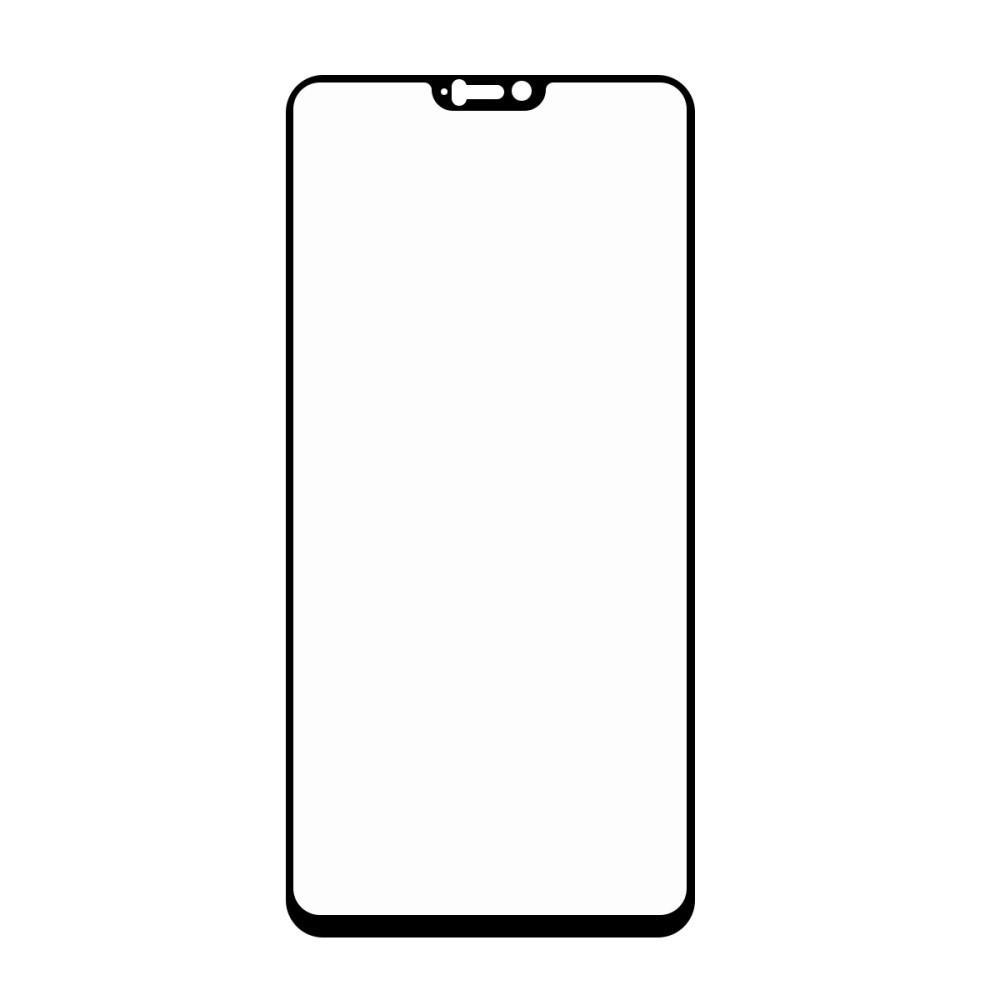 Full Glue Herdet Glass OnePlus 6 Black