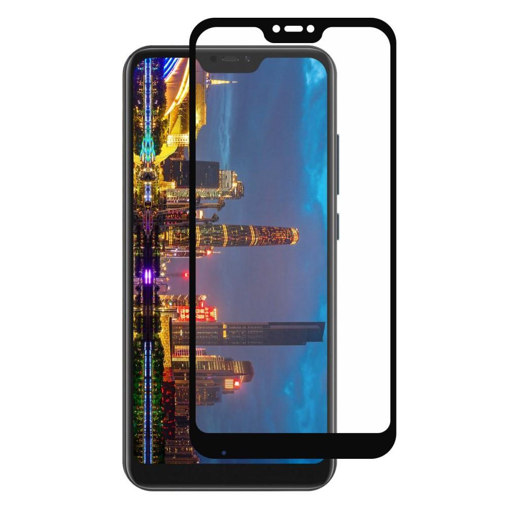 Full Glue Herdet Glass Xiaomi Mi A2 Lite Black