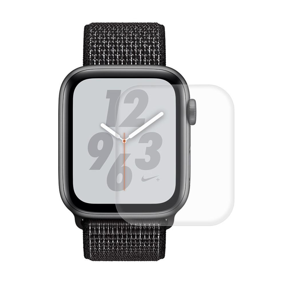 Heldekkende Curved Skjermbeskytter Apple Watch 44mm