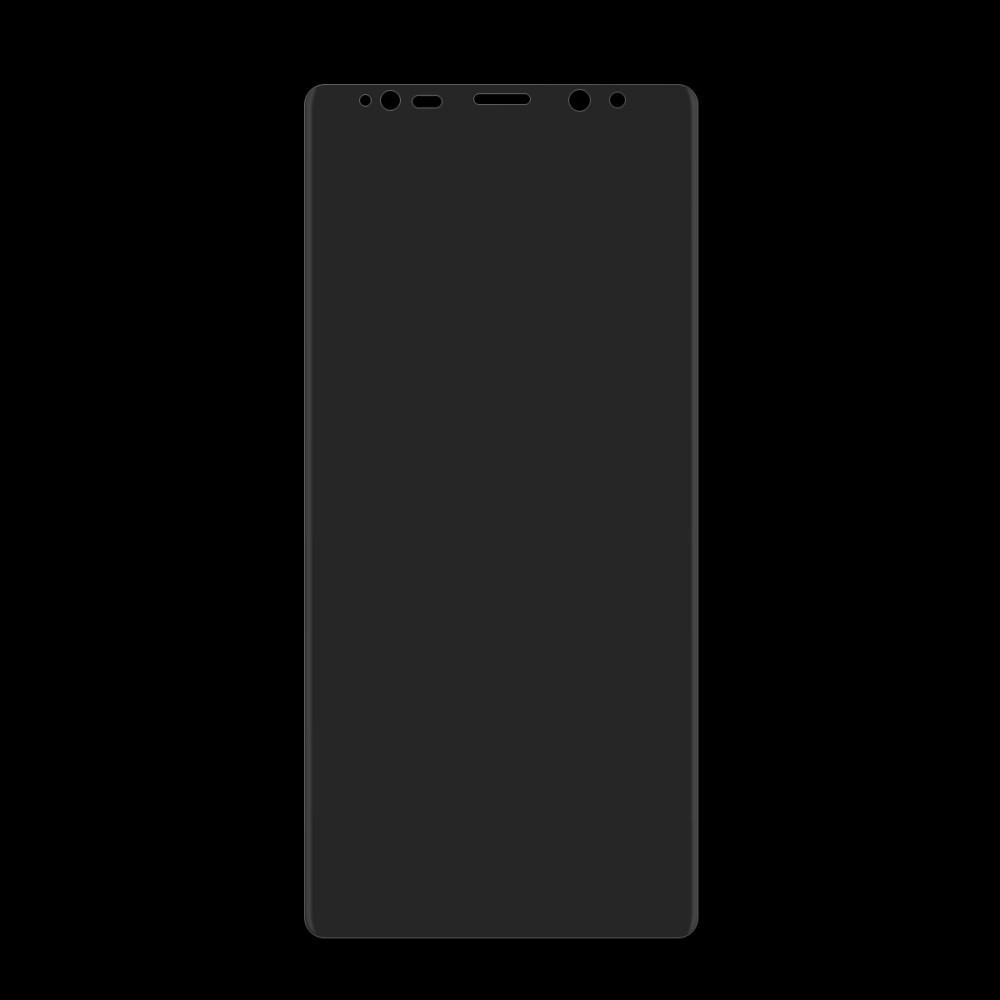 Heldekkende Curved Skjermbeskytter Samsung Galaxy Note 9