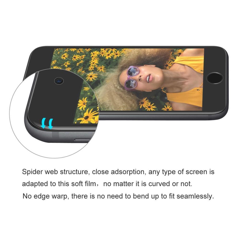 Heldekkende 0.1mm Skjermbeskytter iPhone 7/8/SE 2020