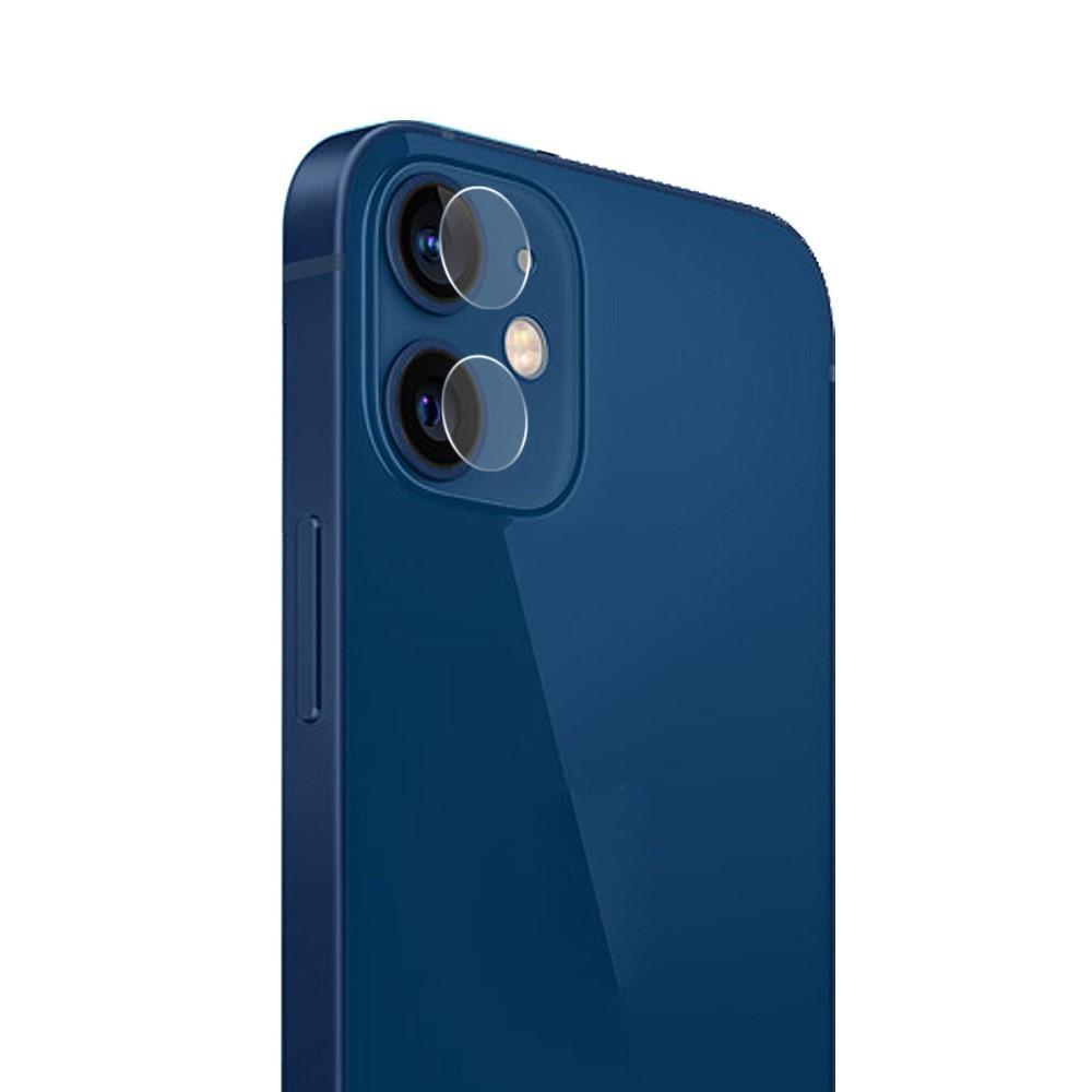 0.2mm Herdet Glass Linsebeskyttelse iPhone 12/12 Mini