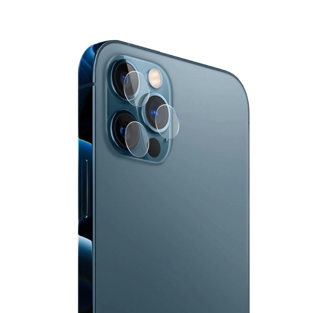 0.2mm Herdet Glass Linsebeskyttelse iPhone 12 Pro/12 Pro Max