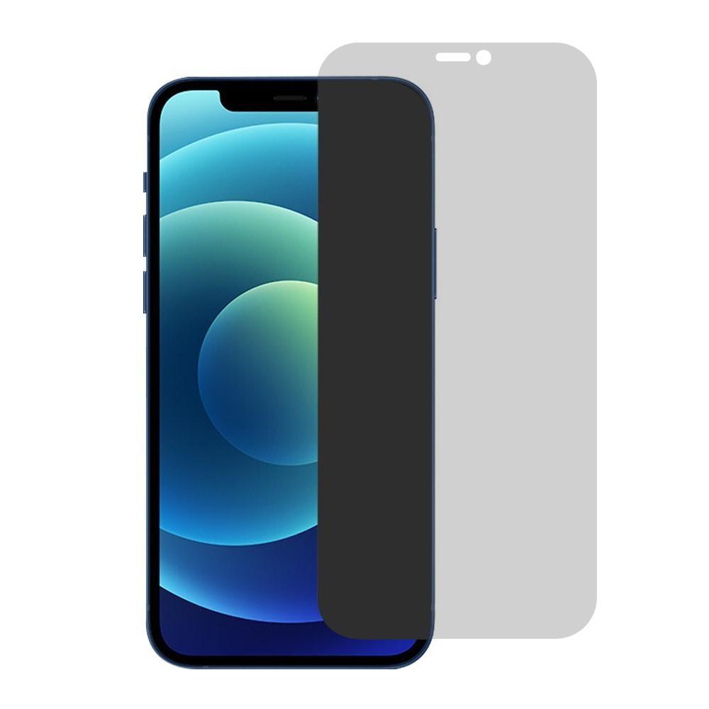 Privacy Herdet Glass Skjermbeskytter iPhone 12/12 Pro