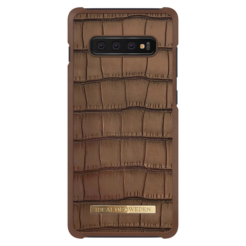 Capri Case Galaxy S10 Plus Brown