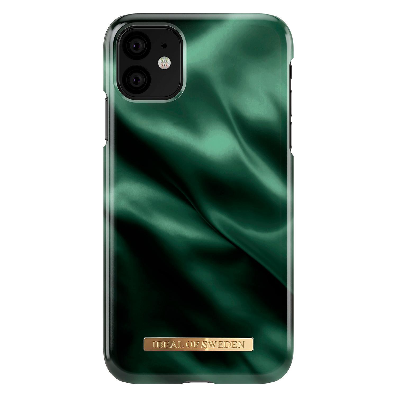 Fashion Case iPhone 11 Emerald Satin