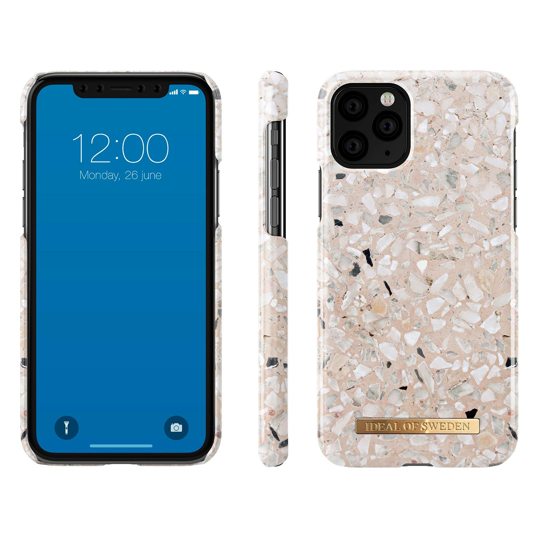 Fashion Case iPhone 11 Pro Greige Terazzo