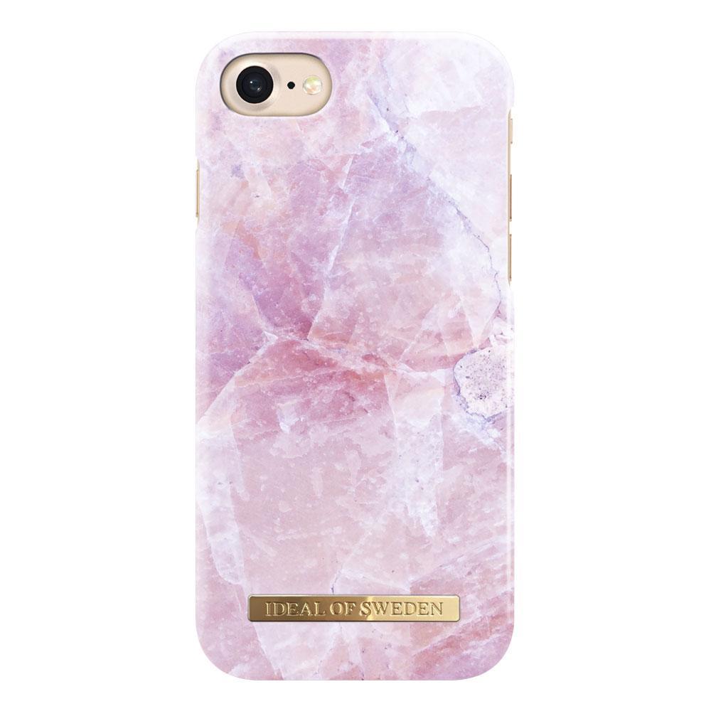 Fashion Case iPhone 6/6S/7/8/SE 2020 Pilion Pink Marble