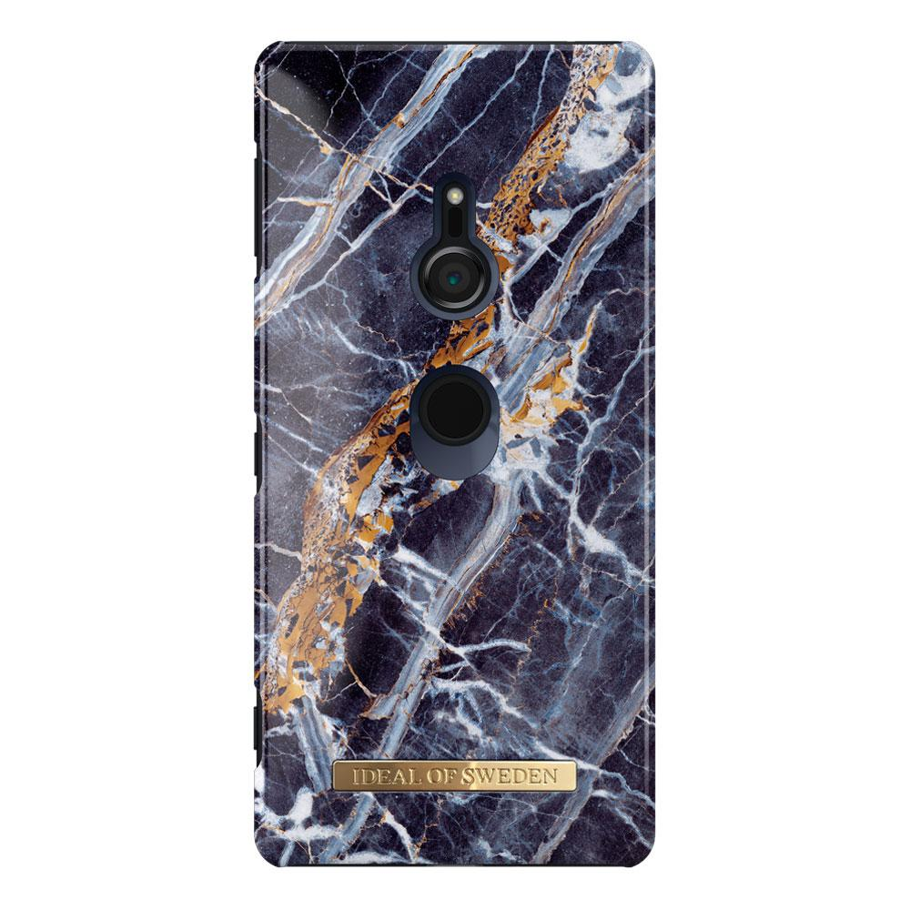 Fashion Case Xperia XZ2 Midnight Blue Marble