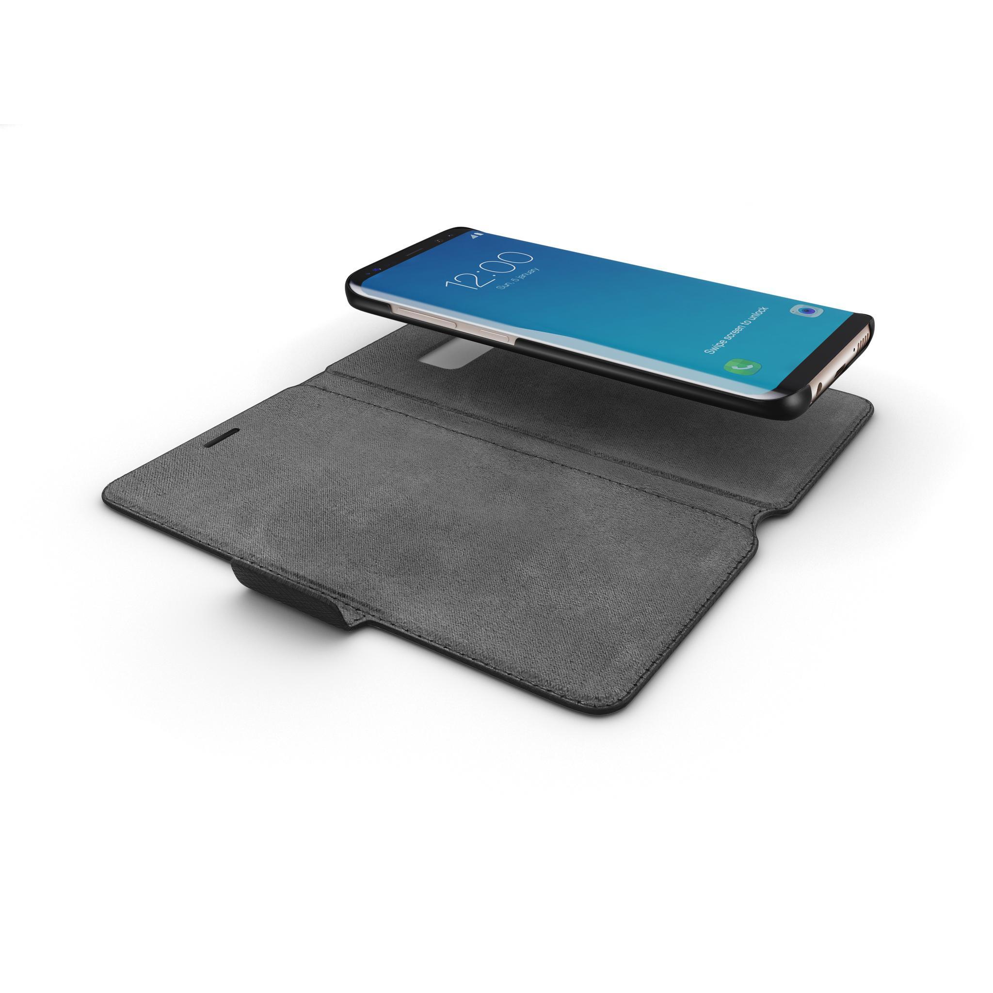 Fashion Wallet Galaxy S9 Plus Black