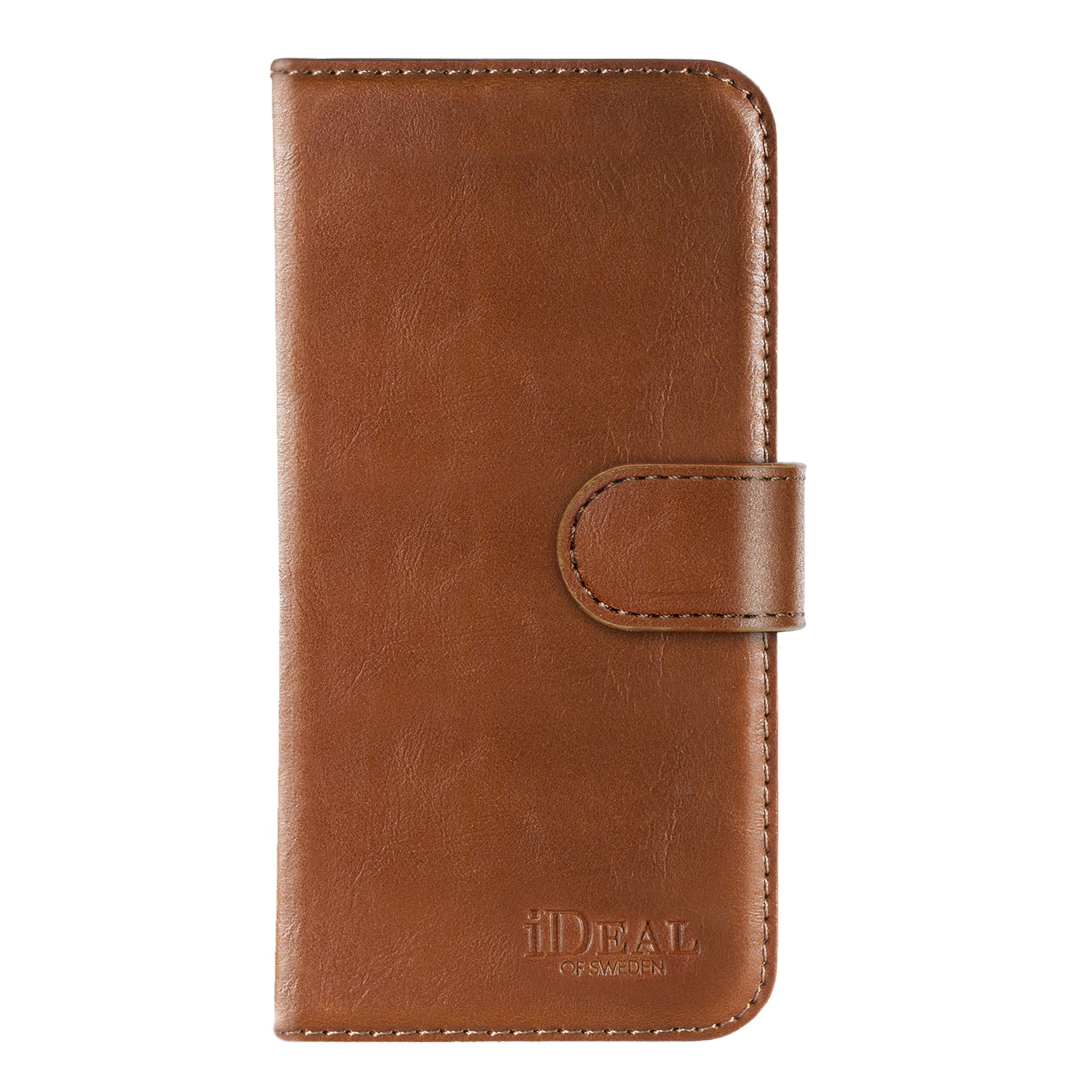 Magnet Wallet+ iPhone 11/XR Brown