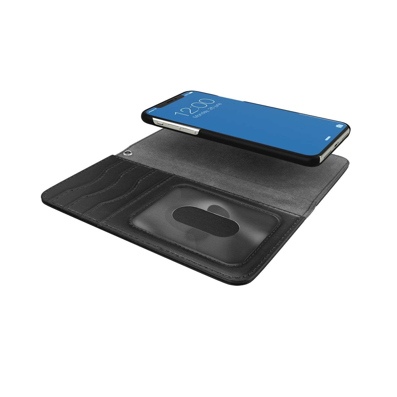 Magnet Wallet+ iPhone 11 Pro/XS/X Black