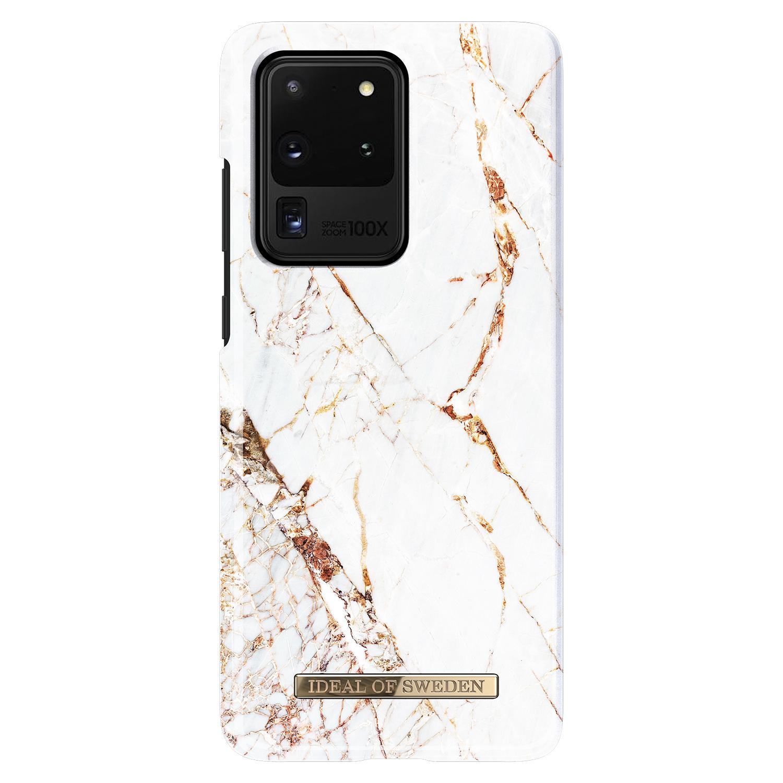 Fashion Case Galaxy S20 Ultra Carrara Gold
