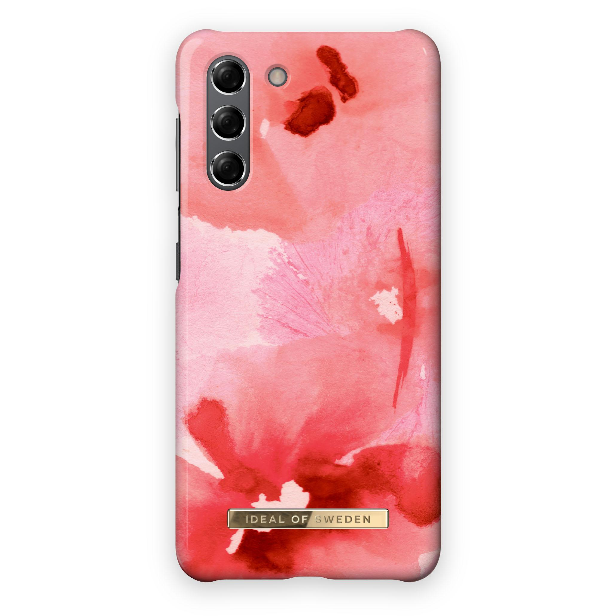 Fashion Case Galaxy S21 Coral Blush Floral