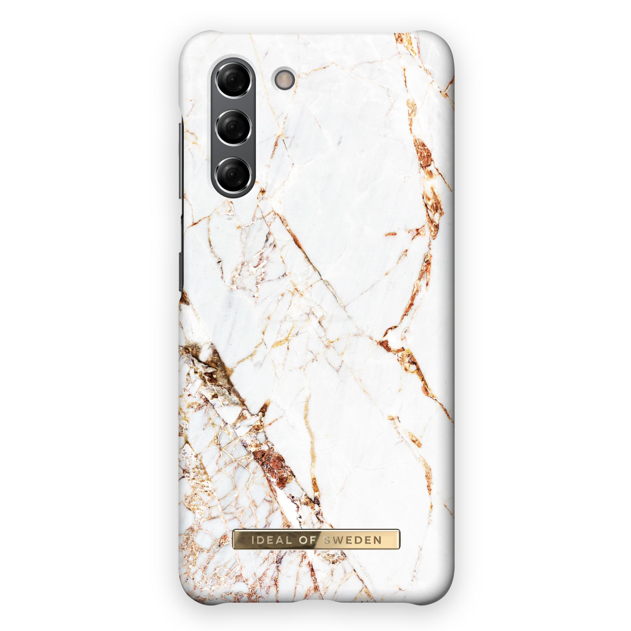 Fashion Case Galaxy S21 Plus Carrara Gold