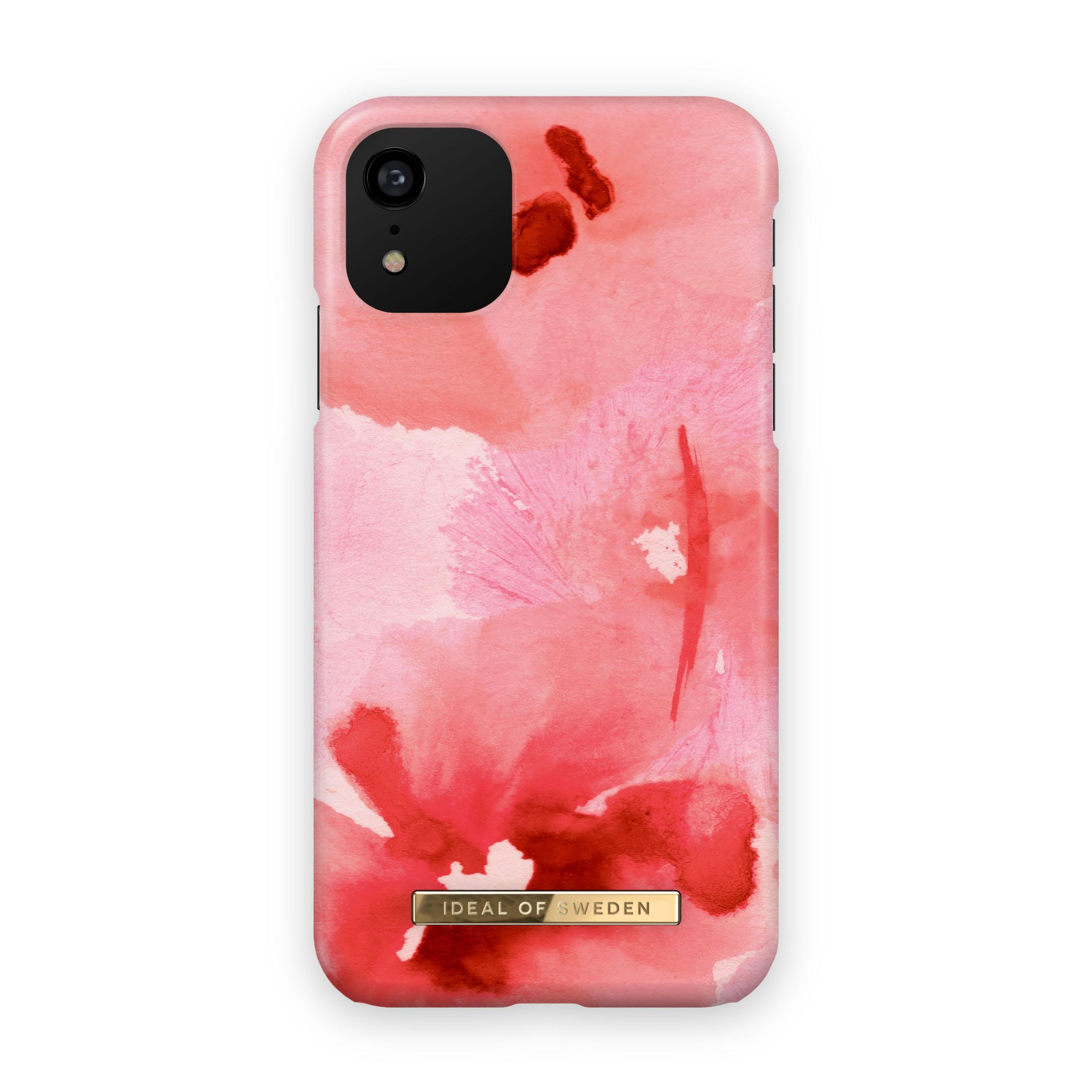 Fashion Case iPhone 11/XR Coral Blush Floral