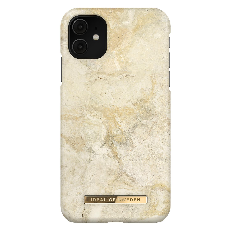 Fashion Case iPhone 11/XR Sandstorm Marble