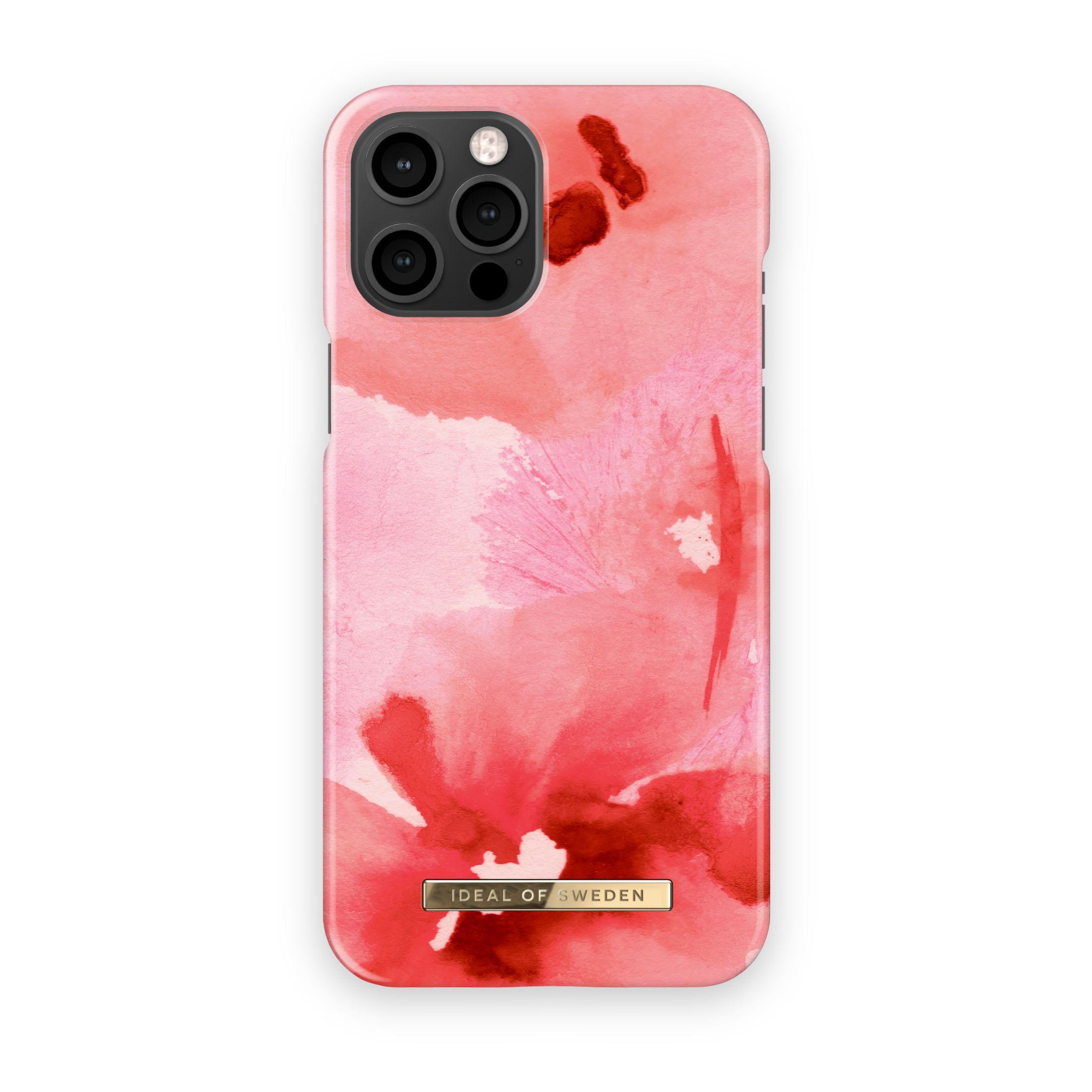 Fashion Case iPhone 12 Pro Max Coral Blush Floral